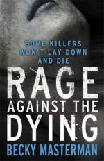 Cover for Rage Against the Dying by Becky Masterman