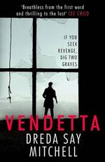 Cover for Vendetta by Dreda Say Mitchell