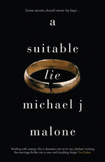 Cover for A Suitable Lie by Michael J. Malone