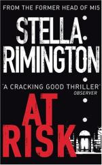 Cover for At Risk by Stella Rimington