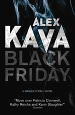 Cover for Black Friday by Alex Kava