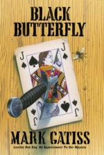 Cover for Black Butterfly by Mark Gatiss