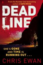 Cover for Dead Line by Chris Ewan
