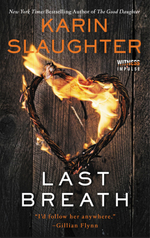 Cover for Last Breath by Karin Slaughter