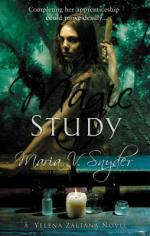 Cover for Magic Study by Maria V Snyder