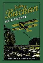 Cover for Mr Standfast by John Buchan
