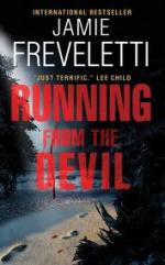 Cover for Running from the Devil by Jamie Freveletti