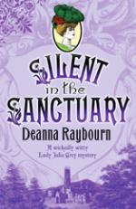 Cover for Silent in the Sanctuary by Deanna Raybourn