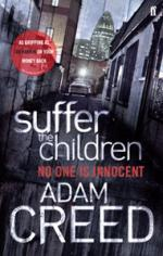 Cover for Suffer the Children by Adam Creed