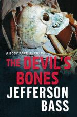 Cover for The Devil's Bones by Jefferson Bass