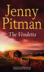 Cover for Vendetta by Jenny Pitman