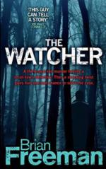 Cover for The Watcher by Brian Freeman