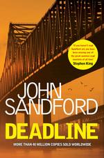 Cover for Deadline by John Sandford