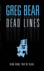 Cover for Dead Lines by Greg Bear
