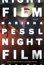 Cover for Night Film by Marisha Pessl
