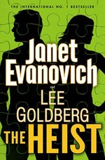 Cover for The Heist by Janet Evanovich, Lee Goldberg