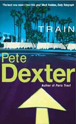 Cover for Train by Pete Dexter