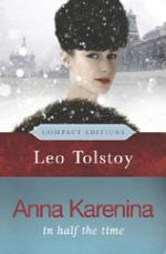 Cover for Anna Karenina - Compact Editions by Leo Tolstoy