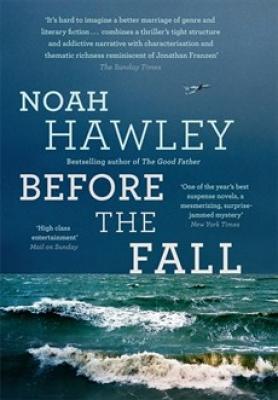 Cover for Before the Fall by Noah Hawley