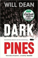 Book Cover for Dark Pines by Will Dean