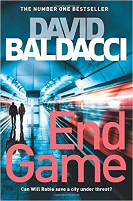 Cover for End Game by David Baldacci