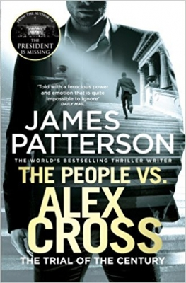 Cover for The People vs. Alex Cross (Alex Cross 25) by James Patterson