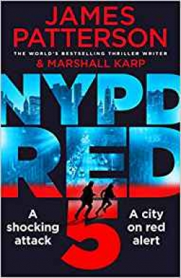 Cover for NYPD Red 5 by James Patterson