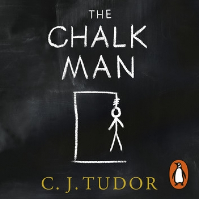 Cover for The Chalk Man by C. J. Tudor