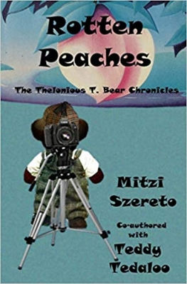 Cover for Rotten Peaches by Mitzi Szereto