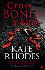 Cover for Crossbones Yard by Kate Rhodes