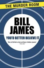 You'd Better Believe It by Bill James