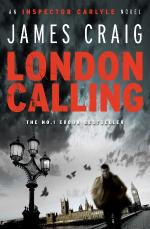 Cover for London Calling by James Craig