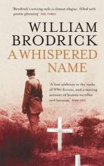 Cover for A Whispered Name by William Brodrick