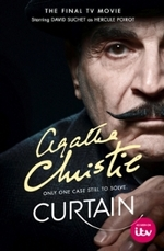 Cover for Curtain Poirot's Last Case by Agatha Christie
