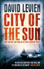 Cover for City of the Sun by David Levien