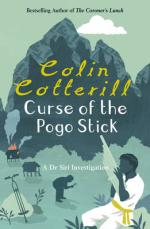 Cover for Curse of the Pogo Stick by Colin Cotterill
