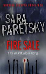 Cover for Fire Sale by Sara Paretsky
