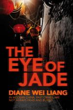 Cover for The Eye of Jade by Diane Wei Liang