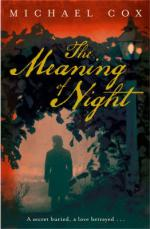 Cover for The Meaning of Night by Michael Cox