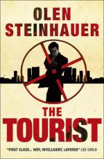 Cover for The Tourist by Olen Steinhauer