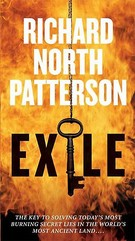 Cover for Exile by Richard North Patterson