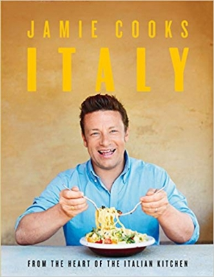 Cover for Jamie Cooks Italy by Jamie Oliver