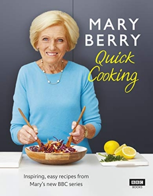 Cover for Mary Berry's Quick Cooking by Mary Berry