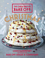 Cover for Great British Bake off: Christmas by Lizzie Kamenetzky