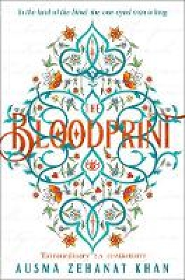Cover for The Bloodprint by Ausma Zehanat Khan