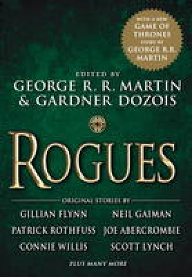 Cover for Rogues by George R. R. Martin, Gardner Dozois