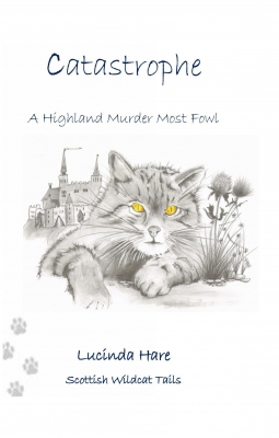 Cover for Catastrophe A Wildcat's Tail by Lucinda Hare