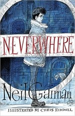Cover for Neverwhere by Neil Gaiman