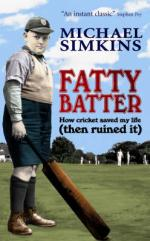 Cover for Fatty Batter by Michael Simkins
