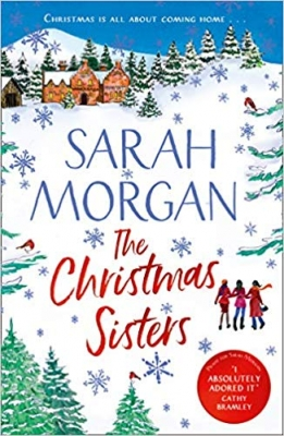 Book Cover for The Christmas Sisters by Sarah Morgan